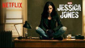 Jessica Jones Las mejores series para aprender inglés